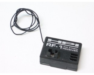 Receptor AM27Mhz 3 Chan. HPI - SF-1