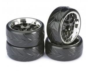 (4) Ruedas Drift (Hex.12mm) Absima - 2510040