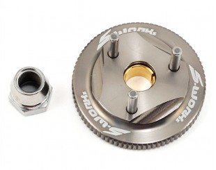 Volante 34mm 3 Mazas Sworkz S350 - 330008A
