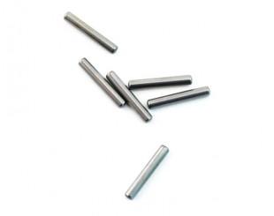 (6) Pins Inox. 2.5x15.8mm Mugen - E0265
