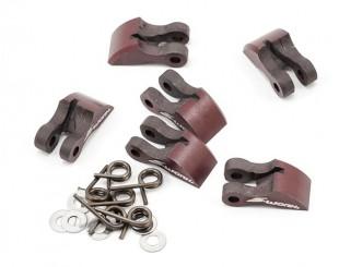 (6) Mazas Alum. + (6) Muelles Sworkz - 330006A