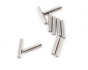 (10) Pins Acero Inox. 2.5x13mm XRay - 980263