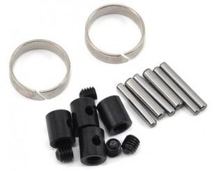 kit Pins Clip Cardans CVD Pro-line - 6262-07