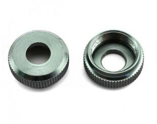(2) Tapas Alum. Amortiguadores MBX - E0519
