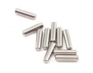 (10) Pins Inox. 3x12mm HUDY - 106051