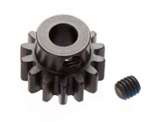 Piñon Acero 14T (M1) 5mm Brushless Arrma