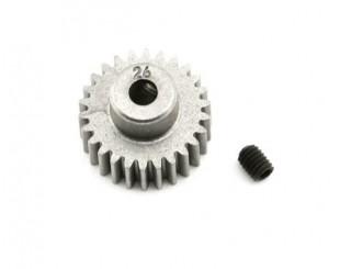 Piñon Acero 3mm (26T 48P) Traxxas - 2426