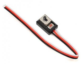 Interruptor Of/On Hobbywing Xerun 120A/60A ESC