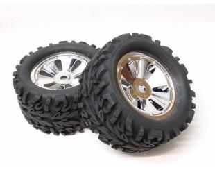 2 Ruedas MonsterTruck (Hex. 17mm)