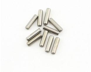 (10) Pins Inox. 3x11.6mm Mugen MBX - H0853