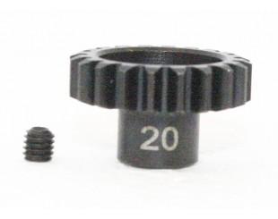 Piñon Acero 20T (M1) 5mm Team C - H510