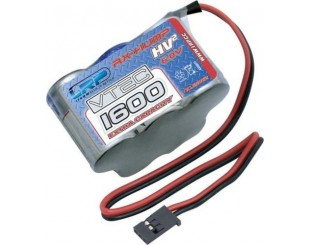 RX Pack 5 Celdas X2/3A (6v) 1600 mAh LRP