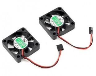 (2) Ventiladores 7x30mm RX8 Gen2 Fan Tekin