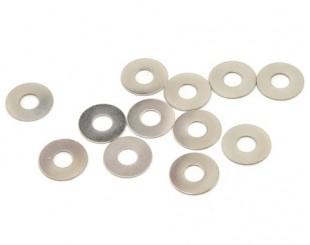 (12) Arandelas 4x10x0.3mm HPI - 114776