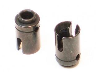 (2) Vasos Acero Centrales Tamiya TNX 5.2 R