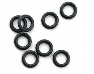 (8) O-Ring Silicona 6x9.5x2mm HPI - 6811
