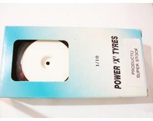 (2) Ruedas Espuma (Hex.12mm) Power x Tyres