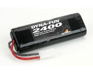 Dynamite Pack 6 Celdas (7.2v.) 2400 mAh