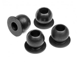 Hot Bodies Set (4) Bolas Acero 5.8x5.6mm