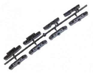 Mugen MBX-6 Set Soportes Suspesion
