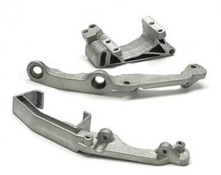 Bancada Aluminio Traxxas 2.5 / 3.3