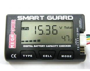 Comprobador Pack Baterías