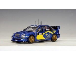 Subaru Impreza 4WD WRC 2004 1:24