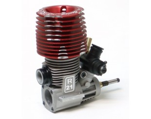 GO Racing R21 (SG) 3.5cc TURBO Comp.