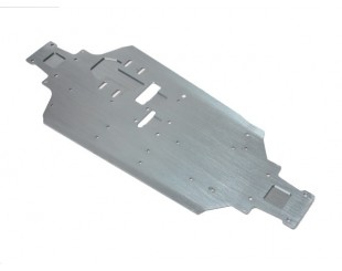 Chasis Aluminio CNC Carson 1:8