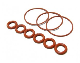 Kit O-Ring Silicona Diff. HoBao - 87004