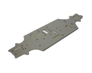 Chasis Alum. 4mm HPI Vorza / D8 - 103662