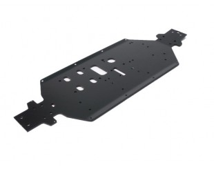 Chasis Aluminio LRP S8 REBEL BX - 133029