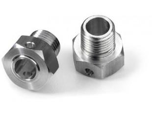 Dados Aluminio Hex. 17mm Carson
