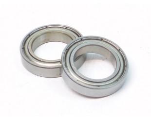 (2) Rodamientos Metalicos 10x15x4mm