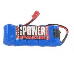 Pack 5 Celdas X2/3A (6v) 1200 mAh Traxxas