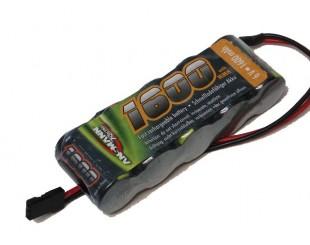Pack 5 Celdas X2/3A (6v) 1600 mAh AR