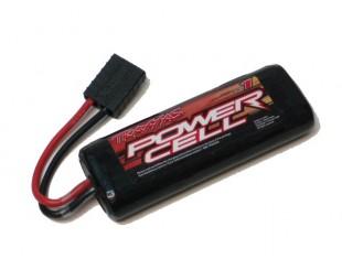 Pack X2/3A 6x1.2v (7.2v) 1200 mAh Traxxas