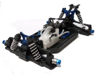 LRP S8 REBEL BX Chasis RTR completo