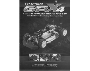 Manual Montaje Hyper GPX-4