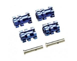 (4) Separadores Hex.17mm Traxxas - 7935