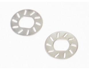 2 Discos Frenos Acero Ansmann - 115219