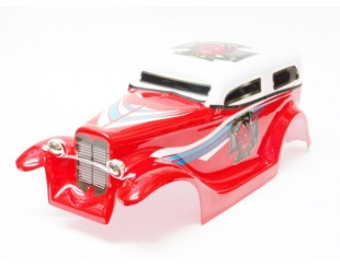 Carrocería Ansmann Hot Rod Brushless
