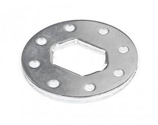 (2) Discos Frenos Acero HPI Trophy