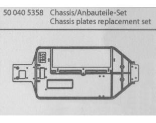 Chasis Carson X10EB - 405358