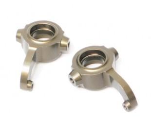 Manguetas Frontales Alum. CNC Hyper 9 - 89006