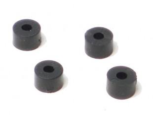 (4) Arandelas 3x8.5x3mm Hong Nor - 30286