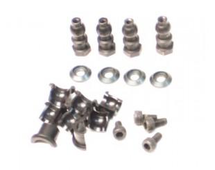 kit (4) Calzos Amortiguadores Cen Matrix