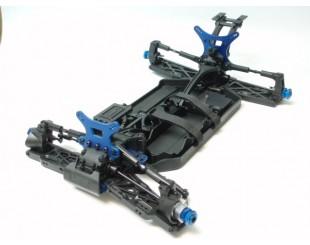 Chasis RTR LRP S8 REBEL BXe - 130305