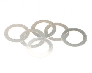 (6) Arandelas Acero Inox. 8x10x0.1mm