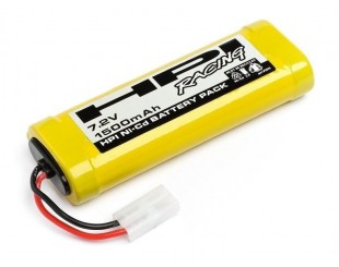 Pack 6 Celdas (7.2v) 1500 mAh HPI Racing